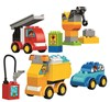 LEGO DUPLO My First Cars and Trucks 10816  építőjáték - Brendon - 36465