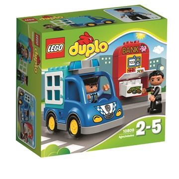LEGO DUPLO Police Patrol 10809  építőjáték - Brendon - 36466