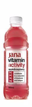 Jana Activity Apple&raspberry 0,5l  vitaminvíz - Brendon - 36920