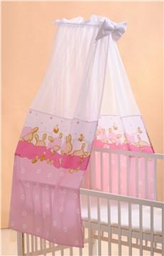 Bollaby BF Bunny Rose baldachýnová záclona - Brendon - 37052