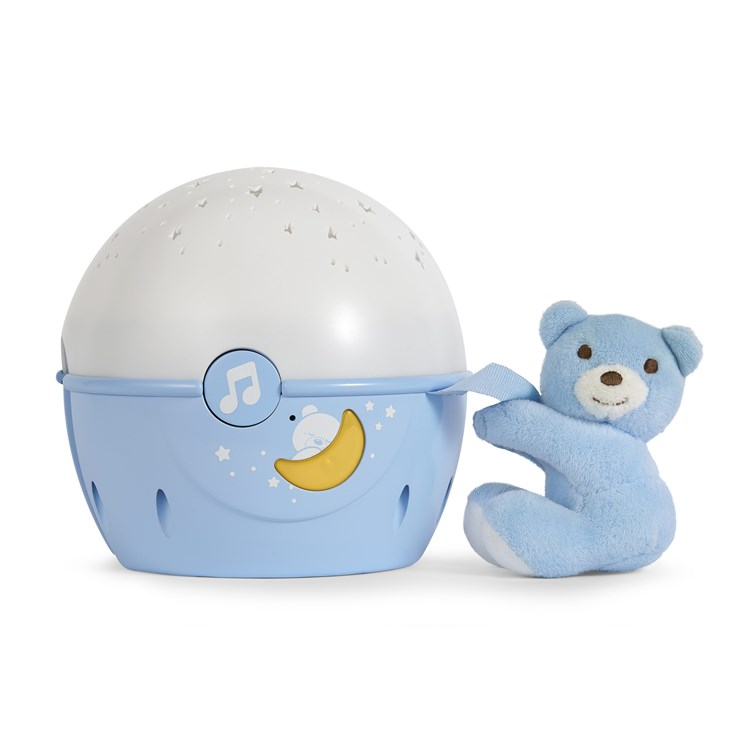 Chicco Next2 STARS projector boy WS hračka na uspávanie - Brendon - 37146