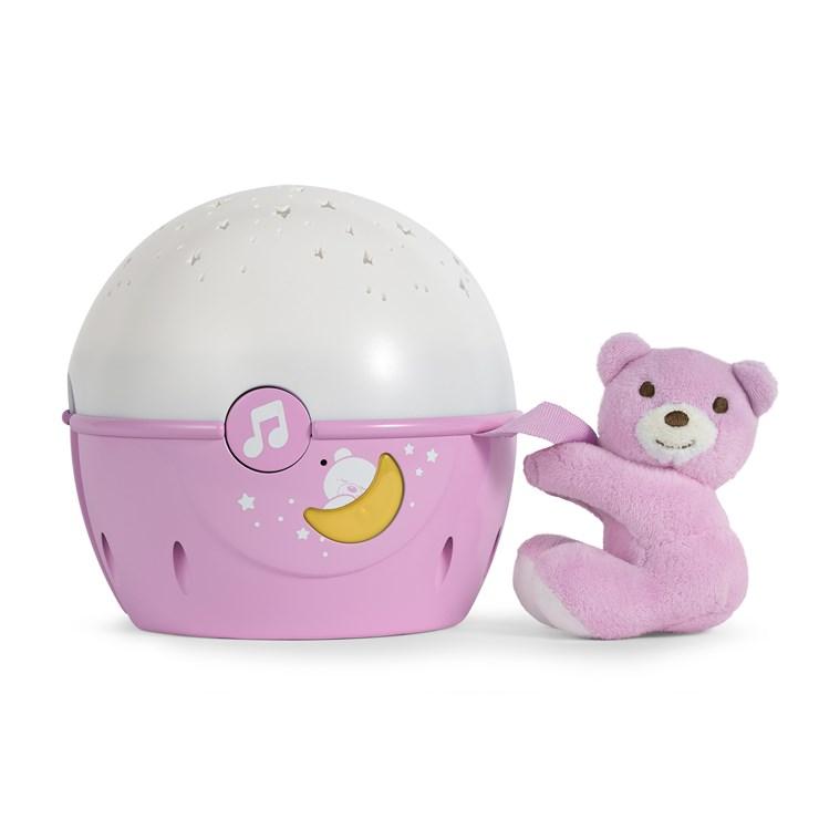 Chicco Next2 STARS projector girl WS hračka na uspávanie - Brendon - 37147