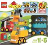 LEGO DUPLO My First Cars and Trucks 10816  stavebnica - Brendon - 37464
