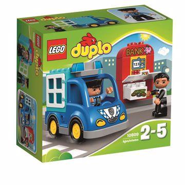 LEGO DUPLO Police Patrol 10809  stavebnica - Brendon - 37466