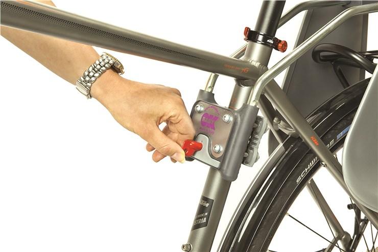 OK Baby Extra fastening block for rear seats  bicikliülésrögzítő - Brendon - 39051