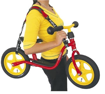 Puky Carry strap Black/Red hordozópánt - Brendon - 39222