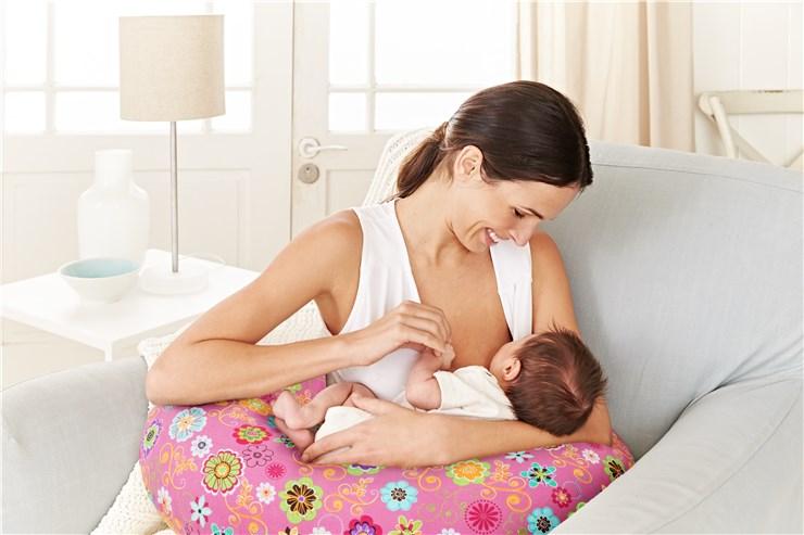 Boppy Nursing/SC Wildflowers vankúš na kojenie - Brendon - 40464