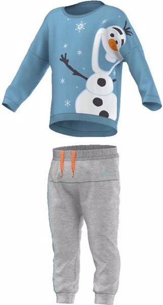 adidas AY6049 Blue-Grey jogging - Brendon - 42837