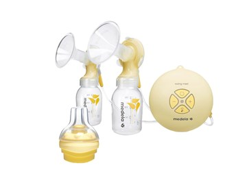 Medela Swing Maxi SK  elektrická odsávačka mlieka - Brendon - 43651