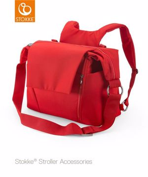 Stokke Changing bag Red pelenkázótáska 1027fc7e66