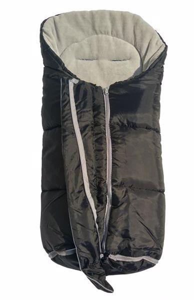 Brendon Icy Black- Light grey bundazsák babakocsihoz - Brendon - 45911