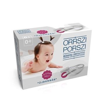 Orrszi Porszi Soft Plastic 0 m+  nosná odsávačka na vysavač - Brendon - 46983