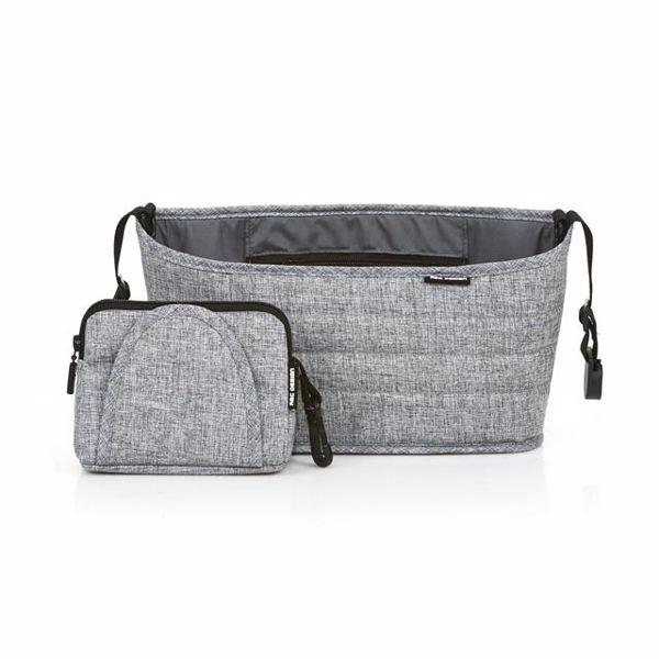 ABC Design Organizer Graphite Grey pelenkázótáska - Brendon - 48088