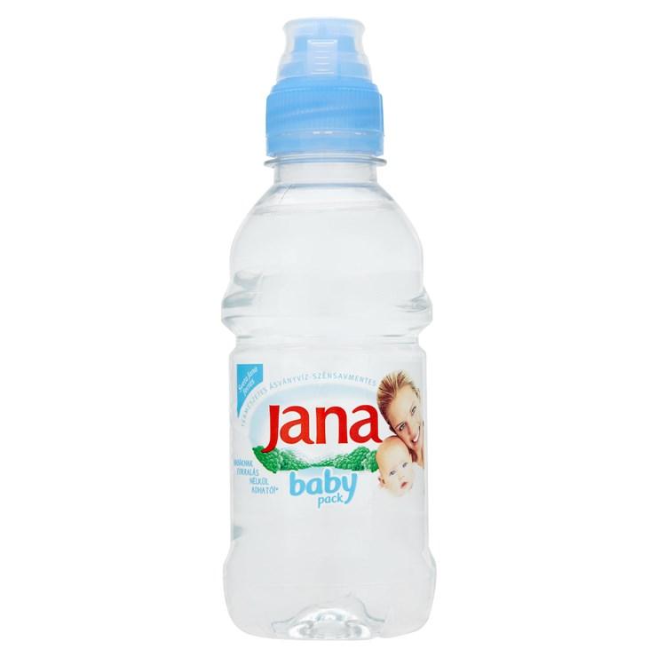 Jana Baby 0,25l sport  babavíz - Brendon - 48278