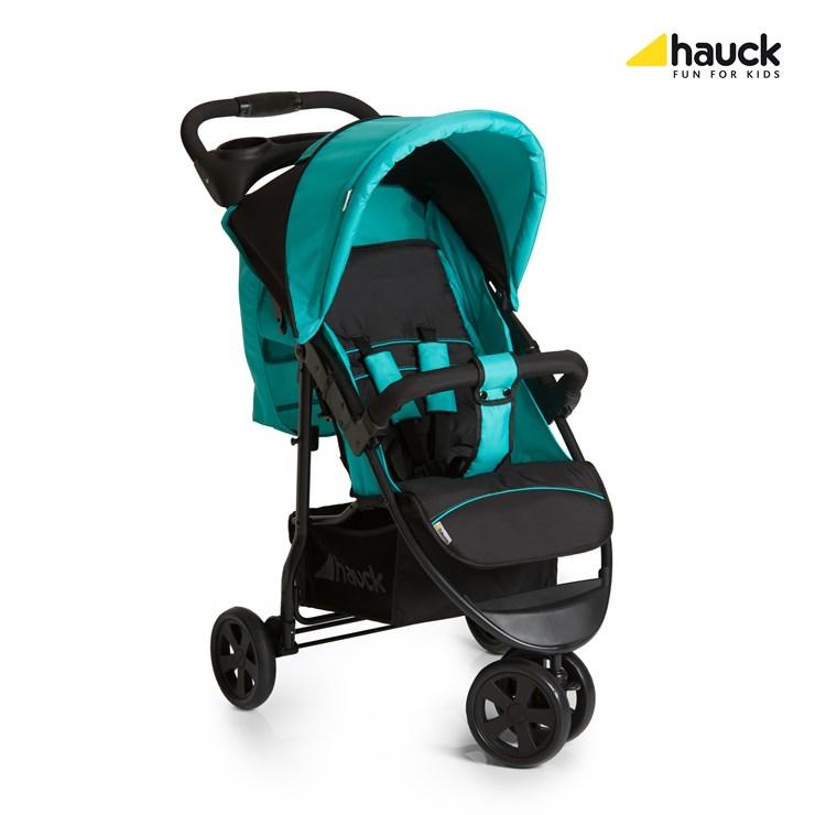 Hauck Citi Neo II Caviar/Aqua babakocsi - Brendon - 48471