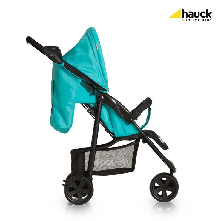 Hauck Citi Neo II Caviar/Aqua babakocsi - Brendon - 48472