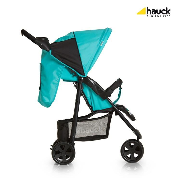 Hauck Citi Neo II Caviar/Aqua babakocsi - Brendon - 48473