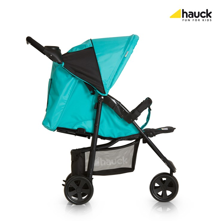 Hauck Citi Neo II Caviar/Aqua babakocsi - Brendon - 48474