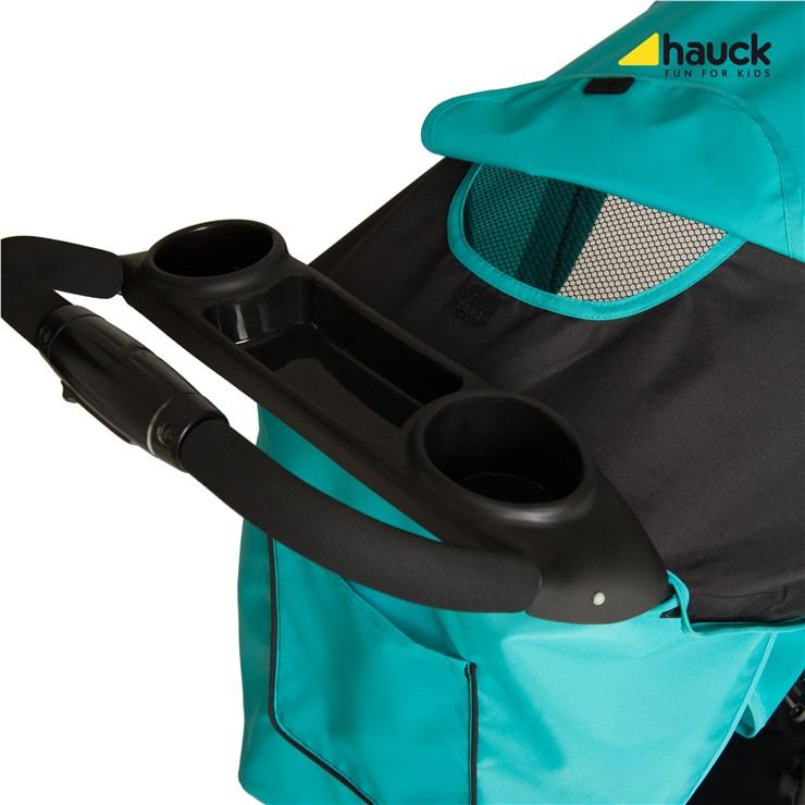 Hauck Citi Neo II Caviar/Aqua babakocsi - Brendon - 48475