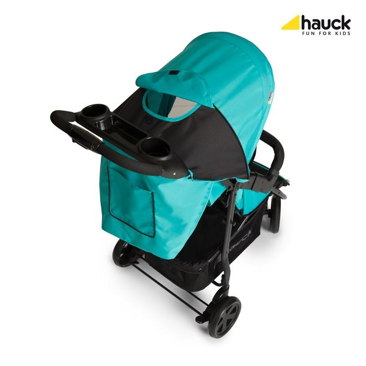 Hauck Citi Neo II Caviar/Aqua babakocsi - Brendon - 48476