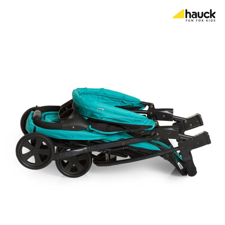 Hauck Citi Neo II Caviar/Aqua babakocsi - Brendon - 48477