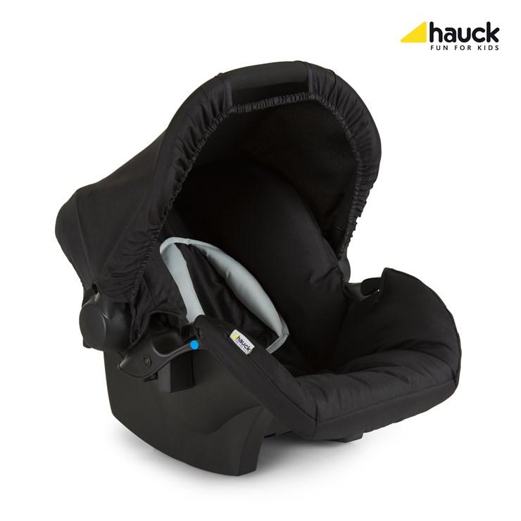 Hauck Zero Plus  Black hordozó 0-13 kg - Brendon - 48540
