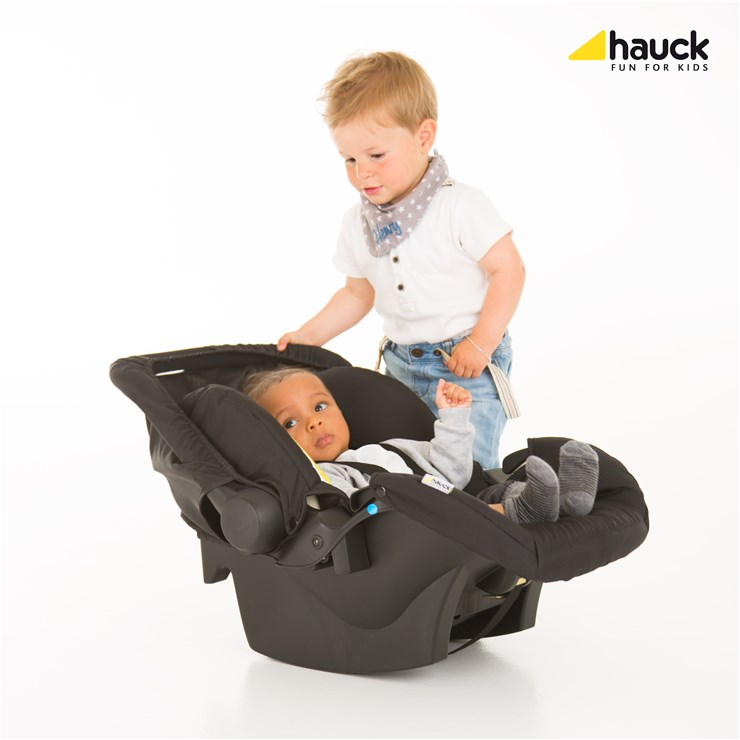 Hauck Zero Plus  Black hordozó 0-13 kg - Brendon - 48541