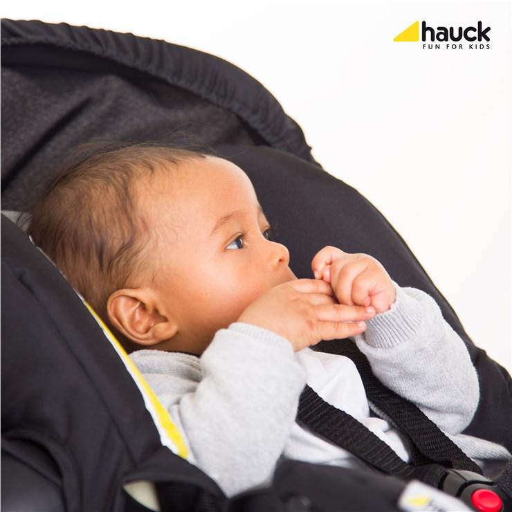 Hauck Zero Plus  Black hordozó 0-13 kg - Brendon - 48542