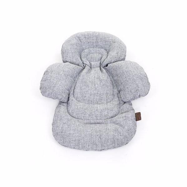 ABC Design Comfort Seat Liner Graphite Grey vložka do detského kočíka - Brendon - 49051