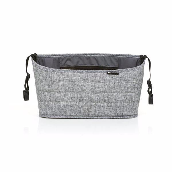 ABC Design Organizer Graphite Grey taška na plienky - Brendon - 49087