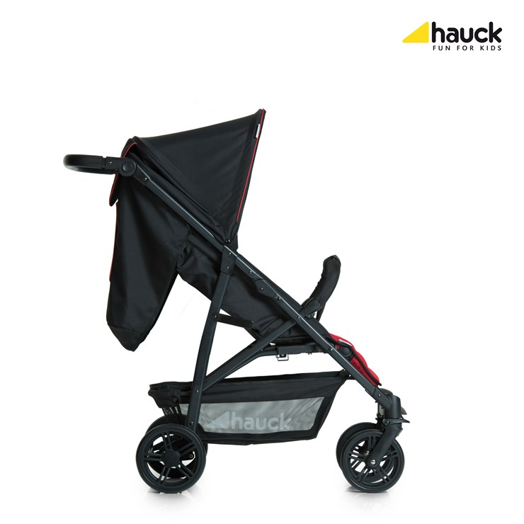 Hauck Rapid 4 Caviar/Tango detský kočík - Brendon - 49394