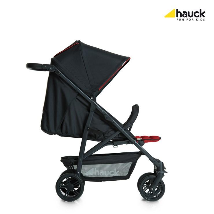 Hauck Rapid 4 Caviar/Tango detský kočík - Brendon - 49395