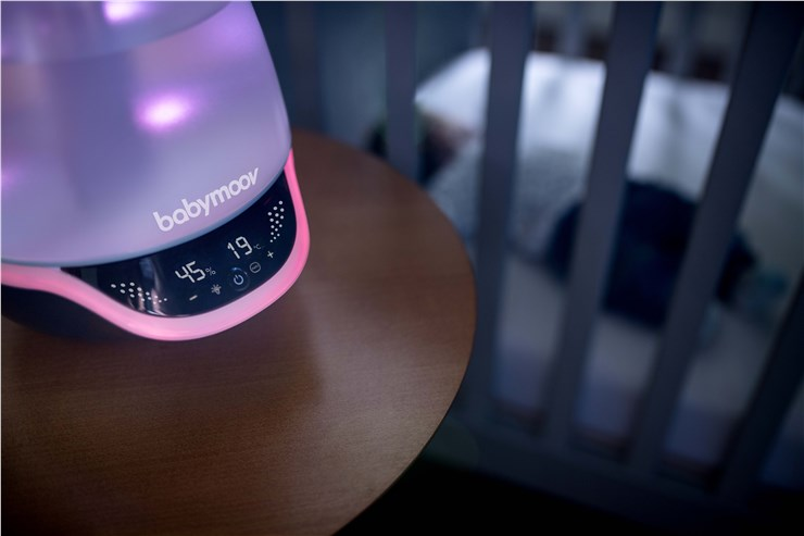 Babymoov Hygro new 5 in 1  párásító - Brendon - 51557