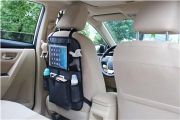 Brendon Travel iPad Backseat Organizer Black háttámlavédő - Brendon - 51649