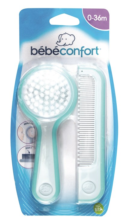 Bébé Confort Brush and comb with mirror Sailor Blue hajkefe - Brendon - 51746