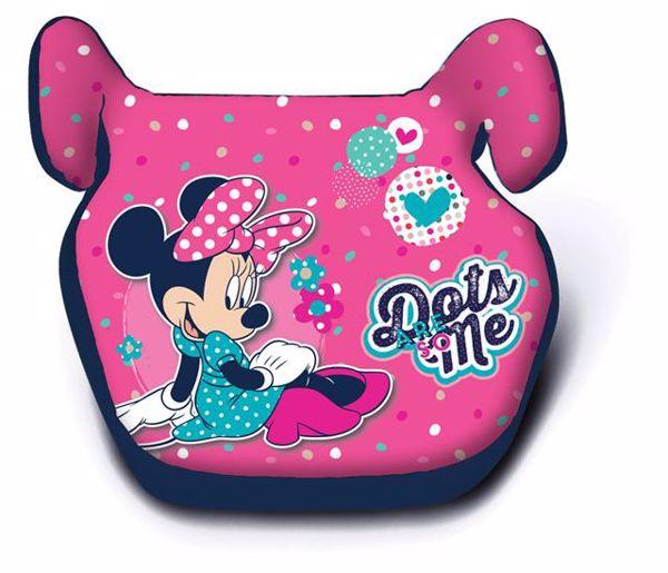 Disney Booster Minnie ülésmagasító 15-36 kg-ig - Brendon - 51764