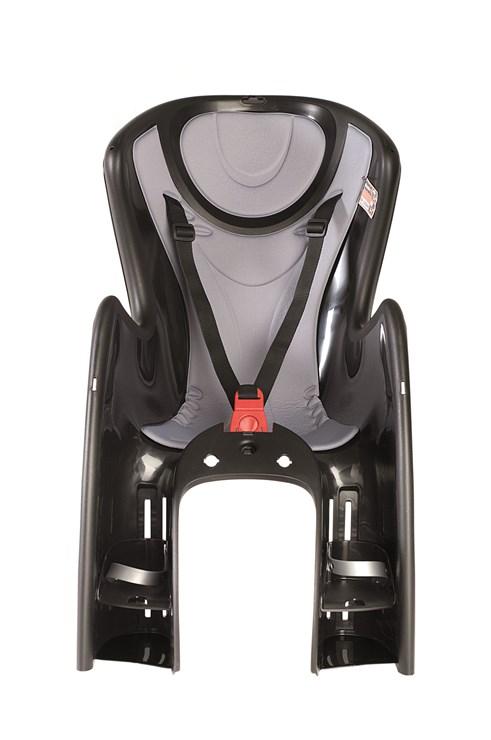 OK Baby Baby Shield Black-Grey bicikliülés hátra - Brendon - 51768