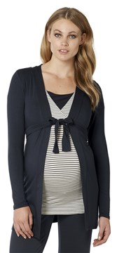 Noppies Maternity 20579 Carline C165 Dark Blue kardigán 89c03c3036