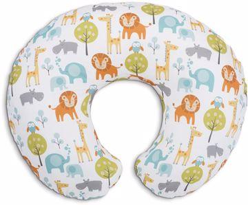 Boppy Nursing/SC Peaceful Jungle vankúš na kojenie - Brendon - 52187
