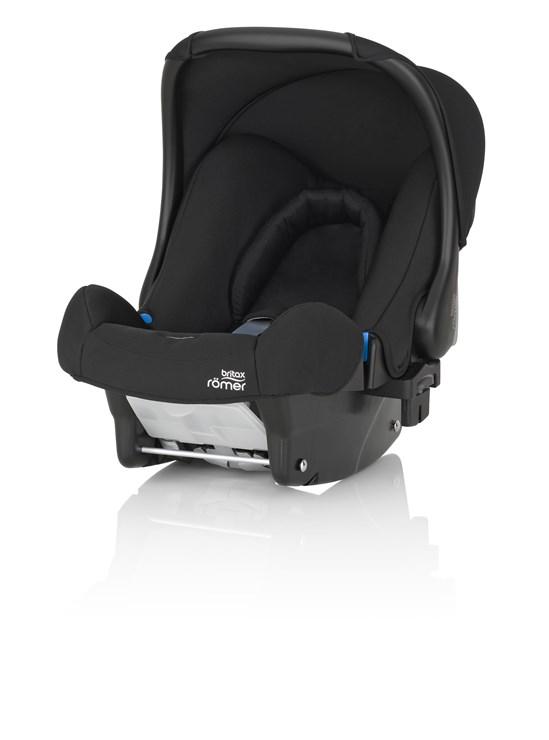 Britax Römer Baby Safe Cosmos Black hordozó 0-13 kg - Brendon - 54365