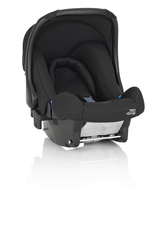 Britax Römer Baby Safe Cosmos Black hordozó 0-13 kg - Brendon - 54367