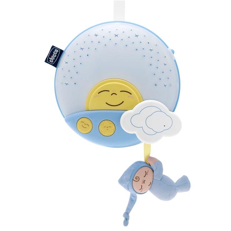 Chicco First Dream Sunset Panel Blue altató játék - Brendon - 54883