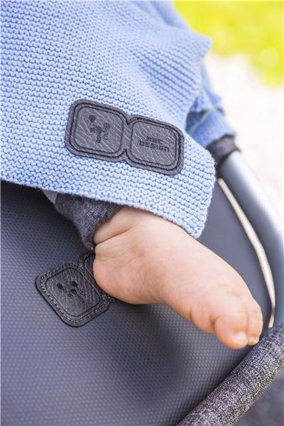 ABC Design Blanket Graphite Grey babatakaró - Brendon - 54950