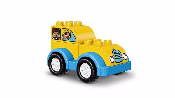 LEGO DUPLO My First Bus 10851  építőjáték - Brendon - 54969