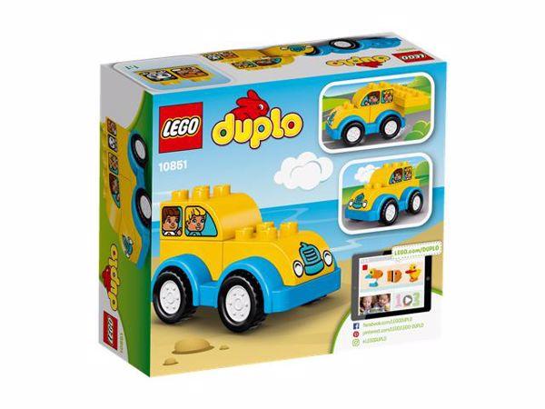 LEGO DUPLO My First Bus 10851  építőjáték - Brendon - 54971