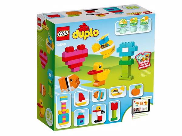 LEGO DUPLO My First Bricks 10848  építőjáték - Brendon - 54976