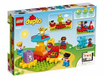 LEGO DUPLO My First Carousel 10845  építőjáték - Brendon - 54982