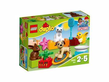 LEGO DUPLO Family Pets 10838  építőjáték - Brendon - 54985