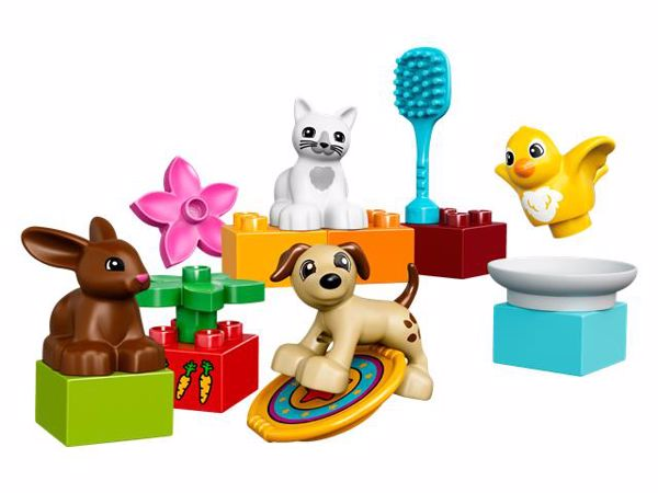 LEGO DUPLO Family Pets 10838  építőjáték - Brendon - 54986