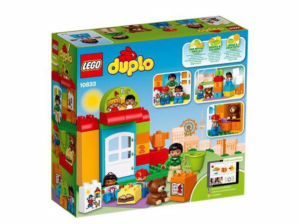 LEGO DUPLO Preschool 10833  építőjáték - Brendon - 54992
